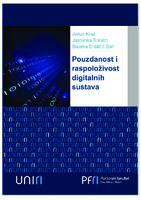 prikaz prve stranice dokumenta Pouzdanost i raspoloživost digitalnih sustava